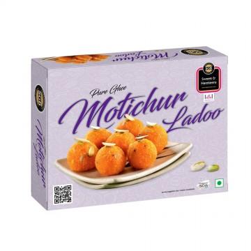 Ghee Motichur Laddu