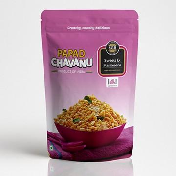 Papad Chavanu