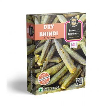 Dry Bhindi