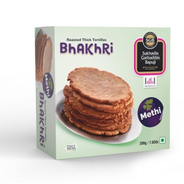 Methi Bhakhari