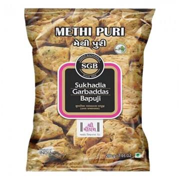 Methi Puri