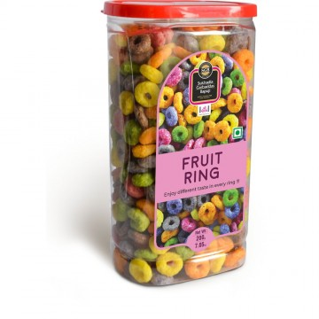 Fruit Rings Jar