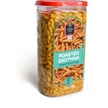 Roasted Gathiya Jar