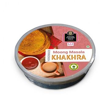 Moong Masala Khakhara