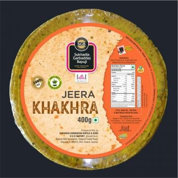 Jeera Khakhara Handmade