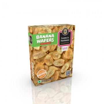 Banana Round Marcha Wafers